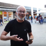 Luiz Nunes posta vídeo sobre dublagem de Spectroman.