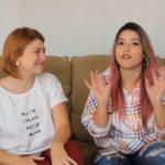 Bianca Alencar entrevista Luiza Porto, a voz da Bia da Disney.