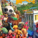 Trailer dublado: Os Brinquedos Mágicos.