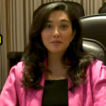 Jacqueline Sato dará voz à Melissa Shield.