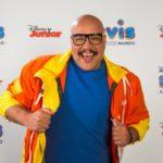 Tiago Abravanel, a voz do Ralph dubla em série da Disney Jr.