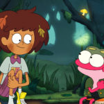 Amphibia estreia com dublagem da TV Group Digital.