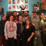 Dubladores de My Hero Academia encontram fãs em São Paulo.