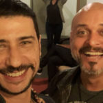 Duda Espinoza e Cláudio Galvan se desculpam com fãs em rede social.