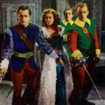 Dublagem de O Príncipe dos Piratas (1953) é destaque no CineTvNews.