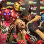Vozes dos Vingadores agitam segundo dia do VideoGameShow.