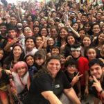 Roraima recebe Úrsula Bezerra em evento geek.