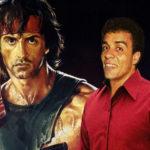 O genial André Filho, a voz do Rambo no Brasil!