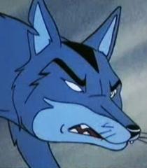 Sr. Raposa Azul