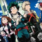 Vozes de My Hero Academia: 2 Heróis não farão a dublagem do anime.