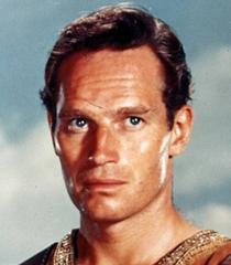 Charlton Heston (Judah Ben-Hur)