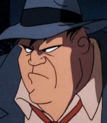 Detetive Harvey Bullock