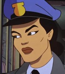 Policial Renee Montoya