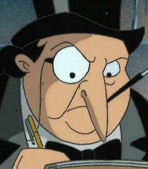 Oswald Cobblepot - Pinguim