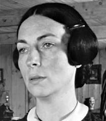 Agnes Moorehead (Sra. Mary Kane)