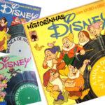 Relembre os LPs com historinhas lançados pela Disney no Brasil.